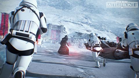 """Origin Access - Star Wars : Battlefront II Celebration Edition """"offert"""" aux membres Premier"""