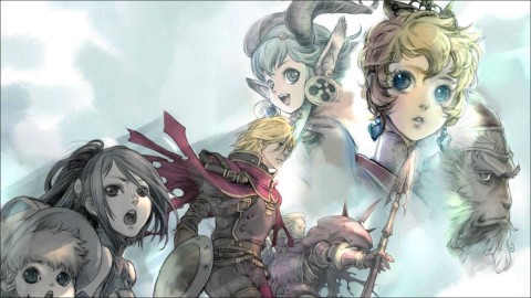Jaquette de Radiant Historia : Perfect Chronology - Séquence d'ouverture