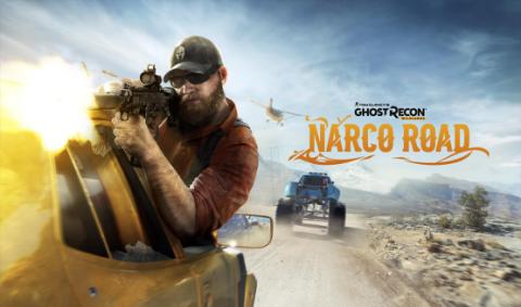 Ghost Recon Wildlands : Narco Road
