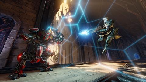 Quake Champions révèle Galena