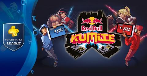 PS+ League : Qualifiez-vous pour le Red Bull Kumite 2017 !
