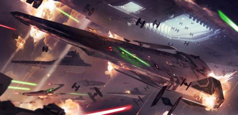 E3 2017 : Star Wars Battlefront 2 - Un nouvel espoir ?