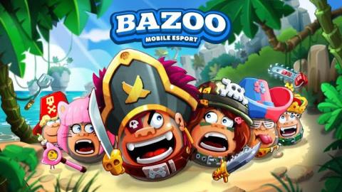 Bazoo Mobile eSport : Le jeu du moment pour les hyperjoueurs
