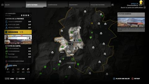 Ghost Recon Wildlands : Narco Road - Un DLC extrême et survitaminé