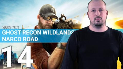 Jaquette de Ghost Recon Wildlands : Narco Road - 2 minutes pour infiltrer la Santa Blanca