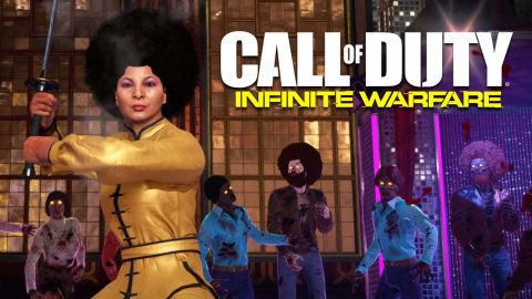 PS Store : Call of Duty Infinite Warfare, la guerre se poursuit avec Continuum