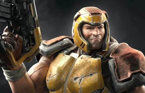 Jaquette de Quake Champions : Le renaissance du fast-FPS ? id Software nous dit tout !