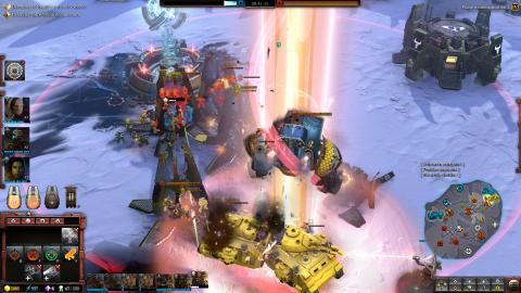 Warhammer 40.000 : Dawn of War 3 - Un jeu de stratégie exigeant et fidèle à la licence