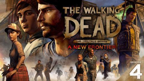 Jaquette de The Walking Dead : A New Frontier : Episode 4 - Thicker Than Water dévoile son trailer