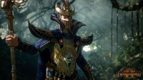 Jaquette de Total War : Warhammer II nous explique l'importance du vortex (en VO)