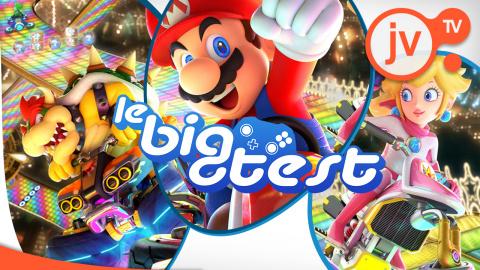 Jaquette de Le Big Test : Mario Kart 8 Deluxe décortiqué par Anagund