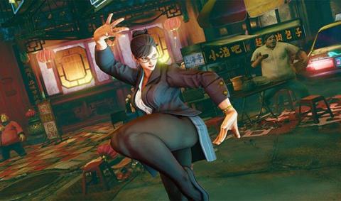 Street Fighter V : les combattants se mettent en tenue de travail