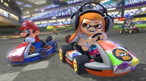 Mario Kart 8 Deluxe : Grand Prix en 200cc et mode Bataille inédit en 2 Gaming Live