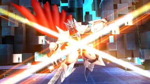 Digimon Story : Cyber Sleuth Hacker's Memory - De nouveaux détails et des images
