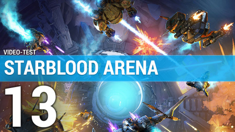 Jaquette de Starblood Arena : Un shooter intense en VR ?