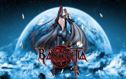 Jaquette de Bayonetta, une version PC au top sur PC