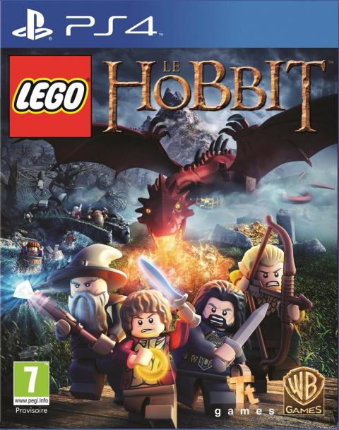 LEGO Le Hobbit sur PS4