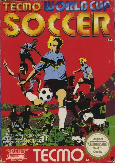 Tecmo World Cup Soccer sur Nes