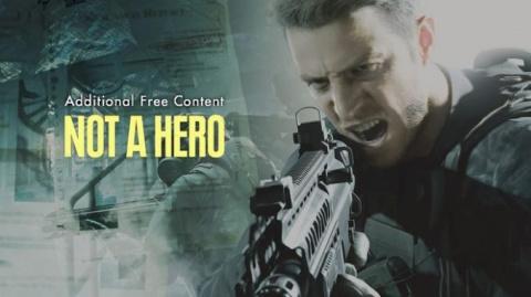 Resident Evil VII : Not a Hero