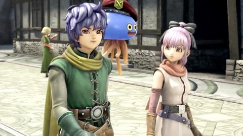 Jaquette de Dragon Quest Heroes II : Gameplay déchaîné pour une série à succès sur PS4