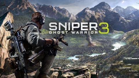 Jaquette de Sniper : Ghost Warrior 3 : l'épisode qui fait mouche !