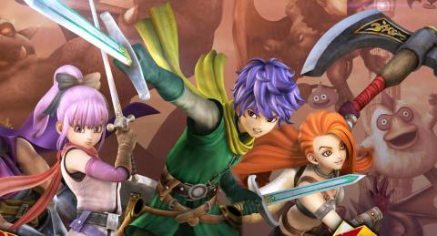 Dragon Quest Heroes II : Gameplay déchaîné pour une série à succès sur PS4