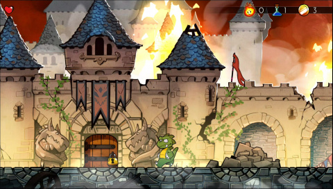 Wonder Boy : The Dragon's Trap arrive sur iOS et Android