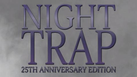 Jaquette de Night Trap : le kitsch intact sur console