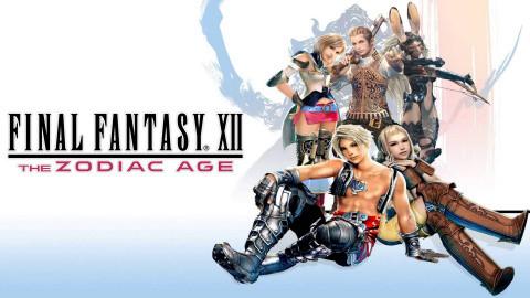Jaquette de Final Fantasy XII : The Zodiac Age nous rappelle son scénario