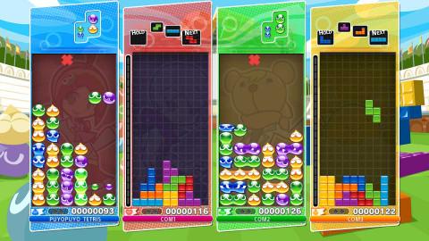 Jaquette de Puyo Puyo Tetris partage des astuces de pros
