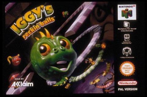 Iggy's Reckin' Balls sur N64