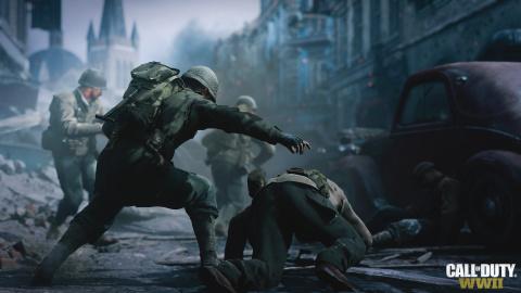 Scénario, réalisation, contenu : 10 questions aux développeurs de Call of Duty : WWII