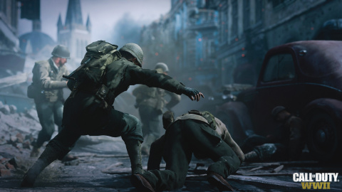 Call of Duty : WWII - L'épisode qui chamboule les CoD