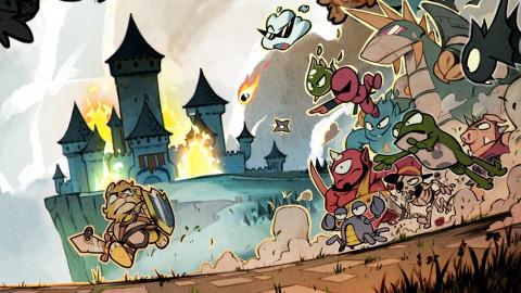Wonder Boy : The Dragon's Trap - Un remake d'amour et de pixels