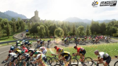 Les jeux du Tour de France 2017 se montrent en images