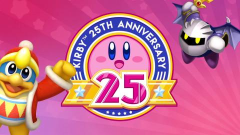 Jaquette de Kirby a 25 ans : Notre vidéo hommage !