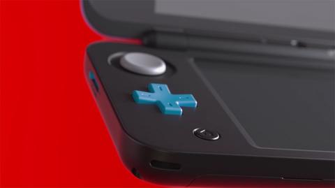Nintendo annonce la New 2DS XL !