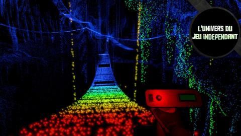 L'univers du jeu indépendant - Scanner Sombre : Une expérience au concept original