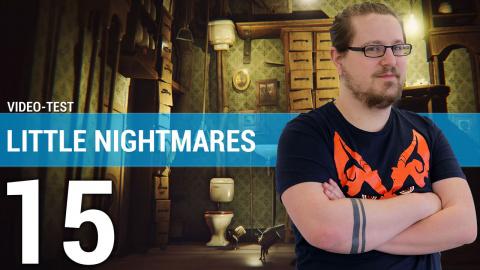 Jaquette de Little Nightmares: Notre avis en 2 minutes