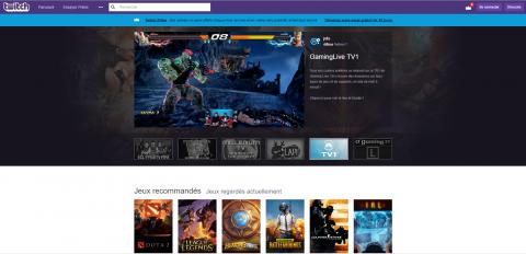 Twitch agrandit son écosystème avec la vente de jeux