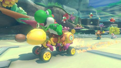 FAQ de Mario Kart 8 Deluxe