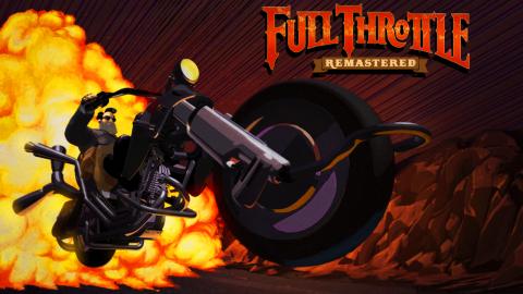 Jaquette de  Full Throttle Remastered : Notre avis en moins de 3 minutes
