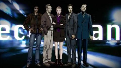 Jaquette de The Silver Case : Un thriller percutant mais peu interactif