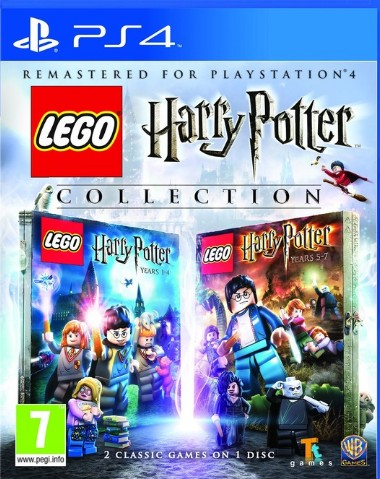 LEGO Harry Potter : Collection sur PS4