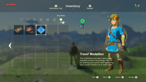 Zelda : Breath of the Wild - Le premier DLC se dévoile