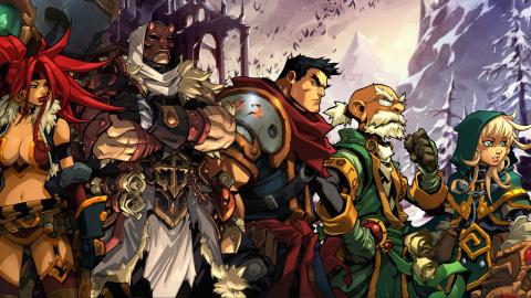 Jaquette de Battle Chasers : Nightwar - Du comics à l'hommage aux JRPG