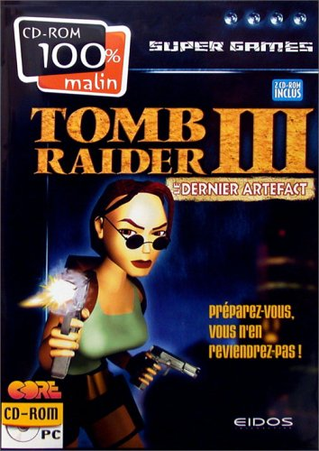 Tomb Raider III : Le Dernier Artefact sur PC