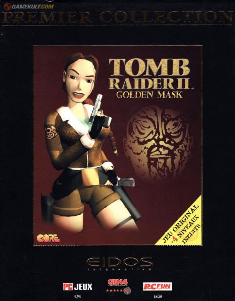 Tomb Raider II : Le Masque d'Or sur PC