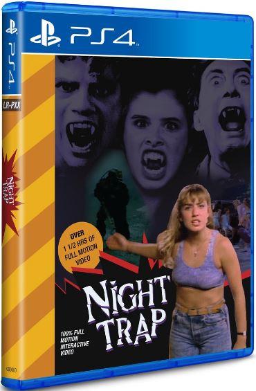 Night Trap : 25th Anniversary Edition sur PS4