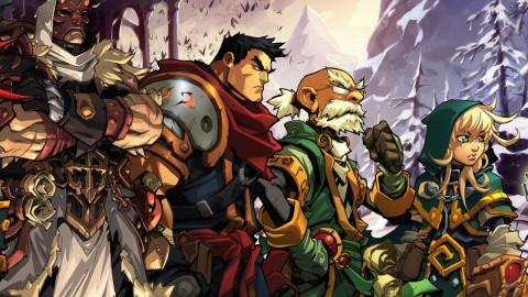 Battle Chasers : Nightwar - Un bel hommage aux JRPG !